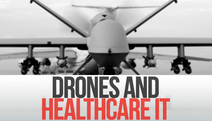 Drones and Healthcare IT